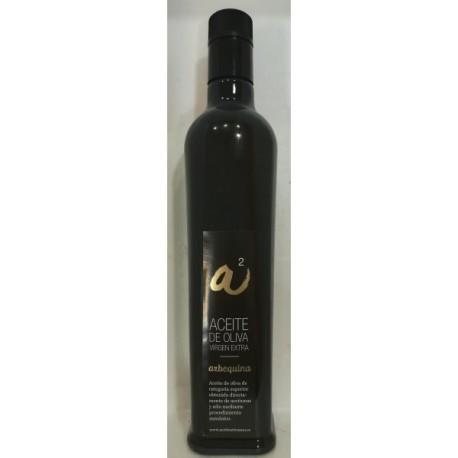 Aceite Virgen Extra A2 Arbequina 500ml Mazaleón