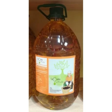 Aceite Arbequina 5L D.O. Bajo Aragón