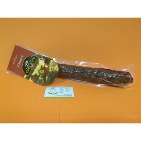Chorizo de Ciervo Cárnicas Ortín