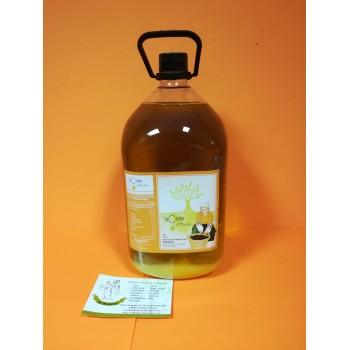 Aceite Arbequina 5L del Bajo Aragón