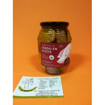 Conserva MEZCLA 1kg Cárnicas ortín