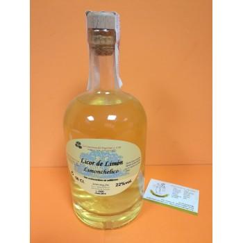 """Licor De Limón """"Limonchelico"""""""