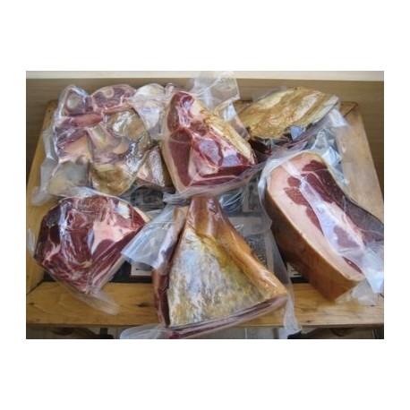Jamón de Cerda Envasado a Trozos 11kg