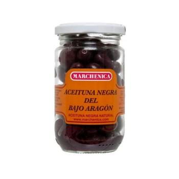 Aceituna Negra de Aragón 200g