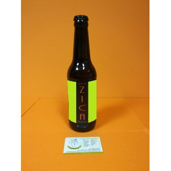 Cerveza Caleja ZICA Artesana de Ejulve