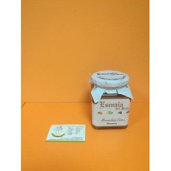 Mermelada de Naranja y Manzana