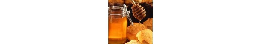 Pastas artesanas, miel de cosechero y mermeladas